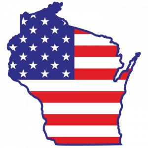 wisconsin_state_flag_map
